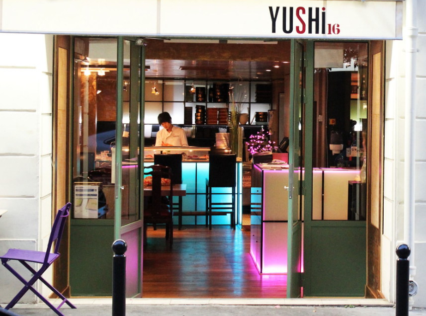 YUSHI PARIS 16